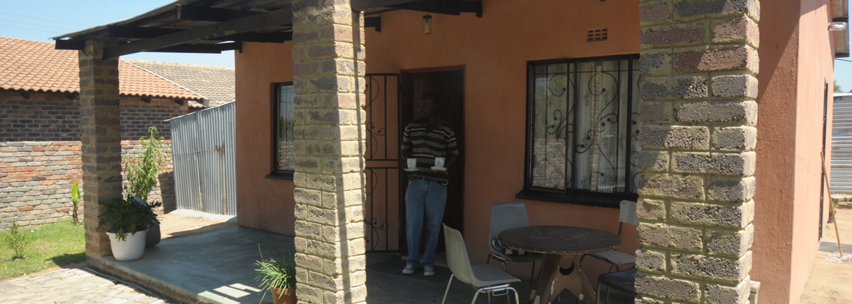 saint gobain affordable housing diepsloot