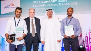 SOUTH AFRICA WINS FIRST PRIZE AT THE 14TH INTERNATIONAL MULTICOMFORT HOUSE STUDENTS CONTEST