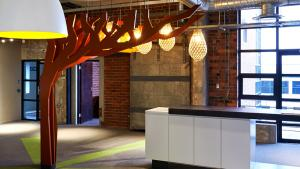 Green Building Council of South Africa, a greener office space with Saint-Gobain products