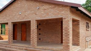 New ablutions in a school in Gauteng, South Africa