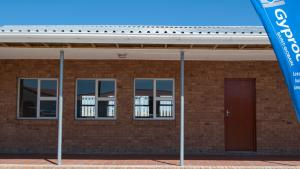 Primary school in Gugulethu, South Africa