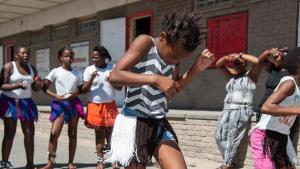 SCHOOLS FOR AFRICA: GUGULETHU, SOUTH AFRICA